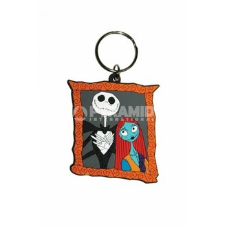 prívesok The Nightmare Before Christmas (Jack & Sally) - RK38063, NIGHTMARE BEFORE CHRISTMAS