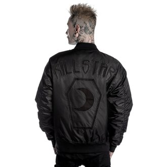 bunda unisex (bomber) KILLSTAR - Vampyr MA1 - Black, KILLSTAR