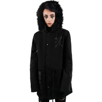 bunda unisex KILLSTAR - Wake From Death Parka, KILLSTAR