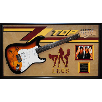 gitara s podpisom ZZ Top, ANTIQUITIES CALIFORNIA, ZZ-Top