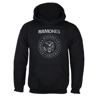 mikina pánska RAMONES - CLASSIC LOGO - BLACK - GOT TO HAVE IT - MT45/5335