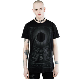 tričko unisex KILLSTAR - Black Sun, KILLSTAR