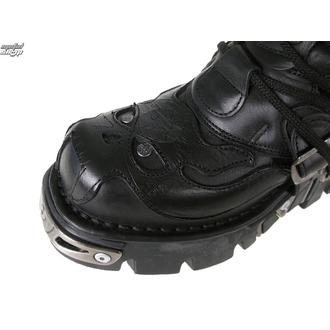 topánky NEW ROCK - High Vampire Boot (161-S1) Black