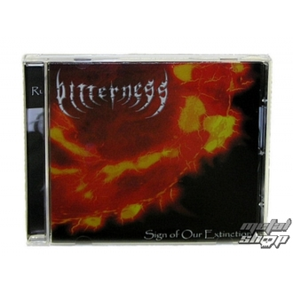 CD Bitterness 'Sign of Our Extinction 1', Bitterness