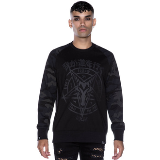 mikina unisex KILLSTAR - Darkpaths Camo, KILLSTAR
