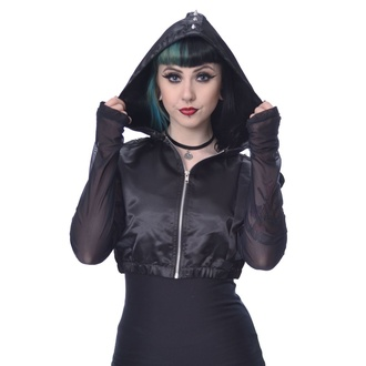 bunda dámska CHEMICAL BLACK - DATA - BLACK, CHEMICAL BLACK