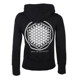 mikina dámska Bring Me The Horizon - Flower Of Life Lady - ROCK OFF, ROCK OFF, Bring Me The Horizon