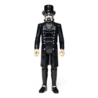 figúrka King Diamond - ReAction Action Figure Top Hat, NNM, King Diamond