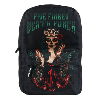 batoh FIVE FINGER DEATH PUNCH - GREEN, NNM, Five Finger Death Punch