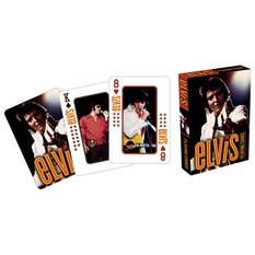 karty Elvis Presley colour - Aquarius - Cosm