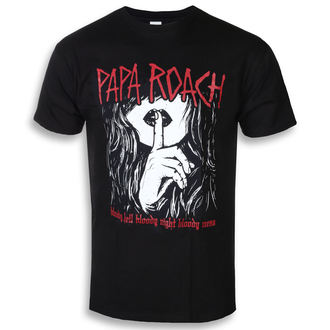 tričko pánske Papa Roach - Bloody Hell - Black - KINGS ROAD, KINGS ROAD, Papa Roach
