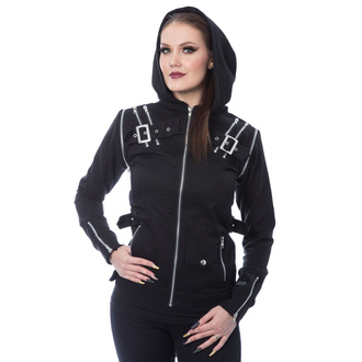 bunda dámska Innocent Clothing - JEZEBEL - BLACK, Innocent Clothing