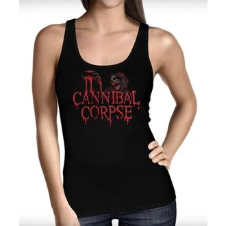 tielko dámske CANNIBAL CORPSE - BLOOD GHOUL - JSR, Just Say Rock, Cannibal Corpse