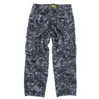 nohavice pánske HEAVENLY DEVIL - GGW45 - Trousers, HEAVENLY DEVIL