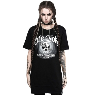 tričko unisex KILLSTAR - Life Is No Joke, KILLSTAR