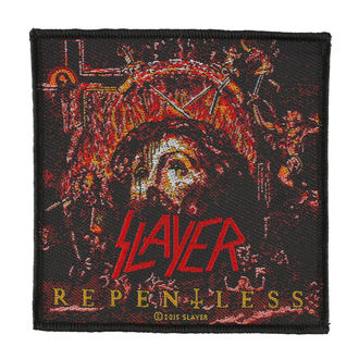 nášivka SLAYER - REPENTLESS - RAZAMATAZ, RAZAMATAZ, Slayer