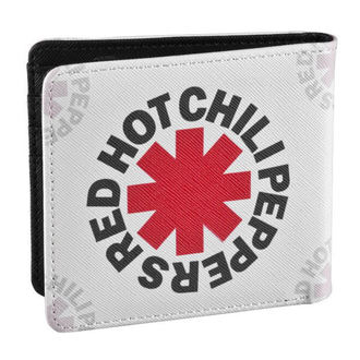 peňaženka Red Hot Chili Peppers - White Asterisk, NNM, Red Hot Chili Peppers