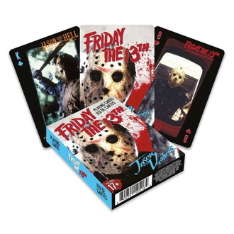 hracie karty Friday the 13th - Jason, NNM, Friday the 13th