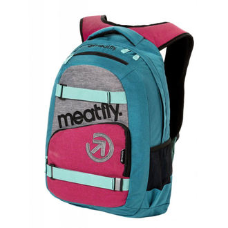 batoh MEATFLY - EXILE 3 J - Ht.Turquoise / Ht.Rose, MEATFLY