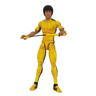 figúrka Bruce Lee - Yellow Jumpsuit, NNM, Bruce Lee