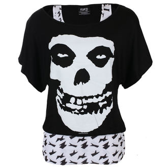 topánky IRON FIST - Misfits High Top - Black