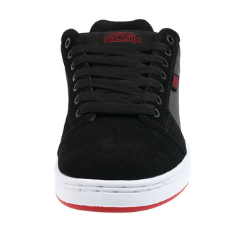 topánky ETNIES - Metal Mulisha - Barge XL - BLACK / WHITE / RED, METAL MULISHA