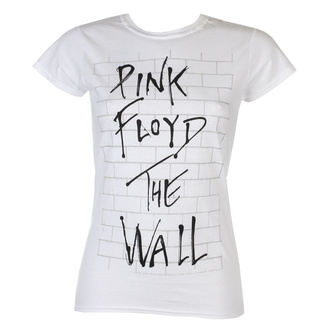 tričko dámske Pink Floyd - The Wall album - LOW FREQUENCY, LOW FREQUENCY, Pink Floyd