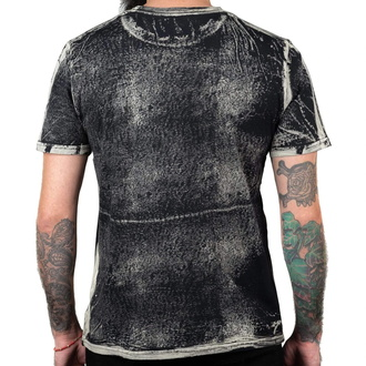 tričko pánske WORNSTAR - Essentials - Distress Edge, WORNSTAR