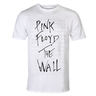 tričko pánske Pink Floyd - The Wall album - LOW FREQUENCY, LOW FREQUENCY, Pink Floyd