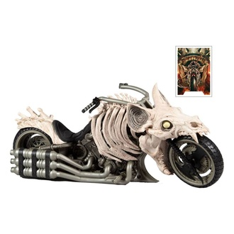 figúrka Dark Nights - Death Metal - DC Multiverse Vehicle Batcycle, NNM, Batman