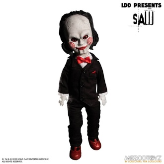 bábika Saw - Living Dead Dolls - Doll Billy, LIVING DEAD DOLLS, Saw