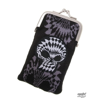 púzdro EMILY THE STRANGE - Emily (E4082316) Optical Skull mobile phone purse