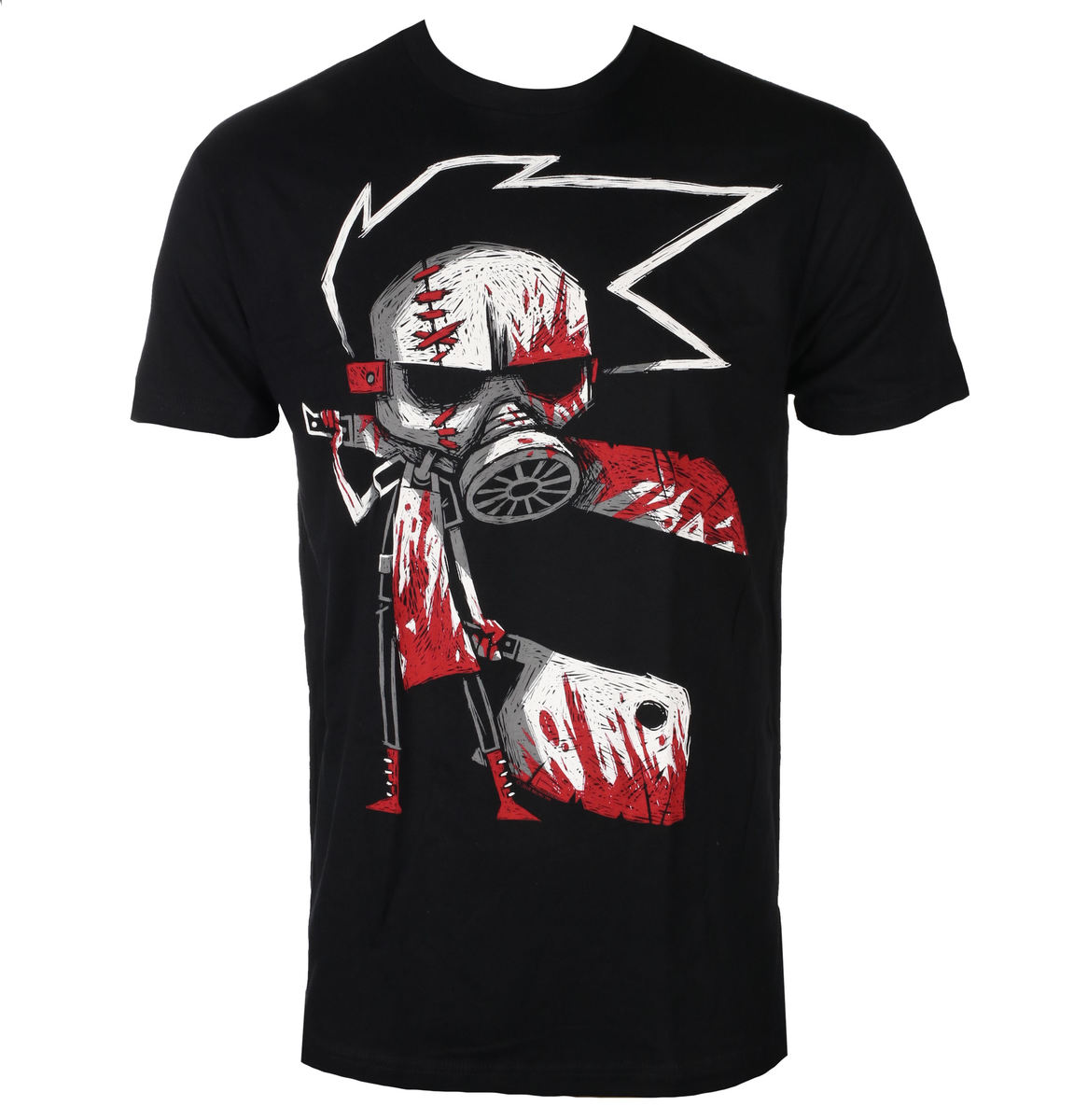 tričko pánske AKUMU INK - Butcher III - 14TM08