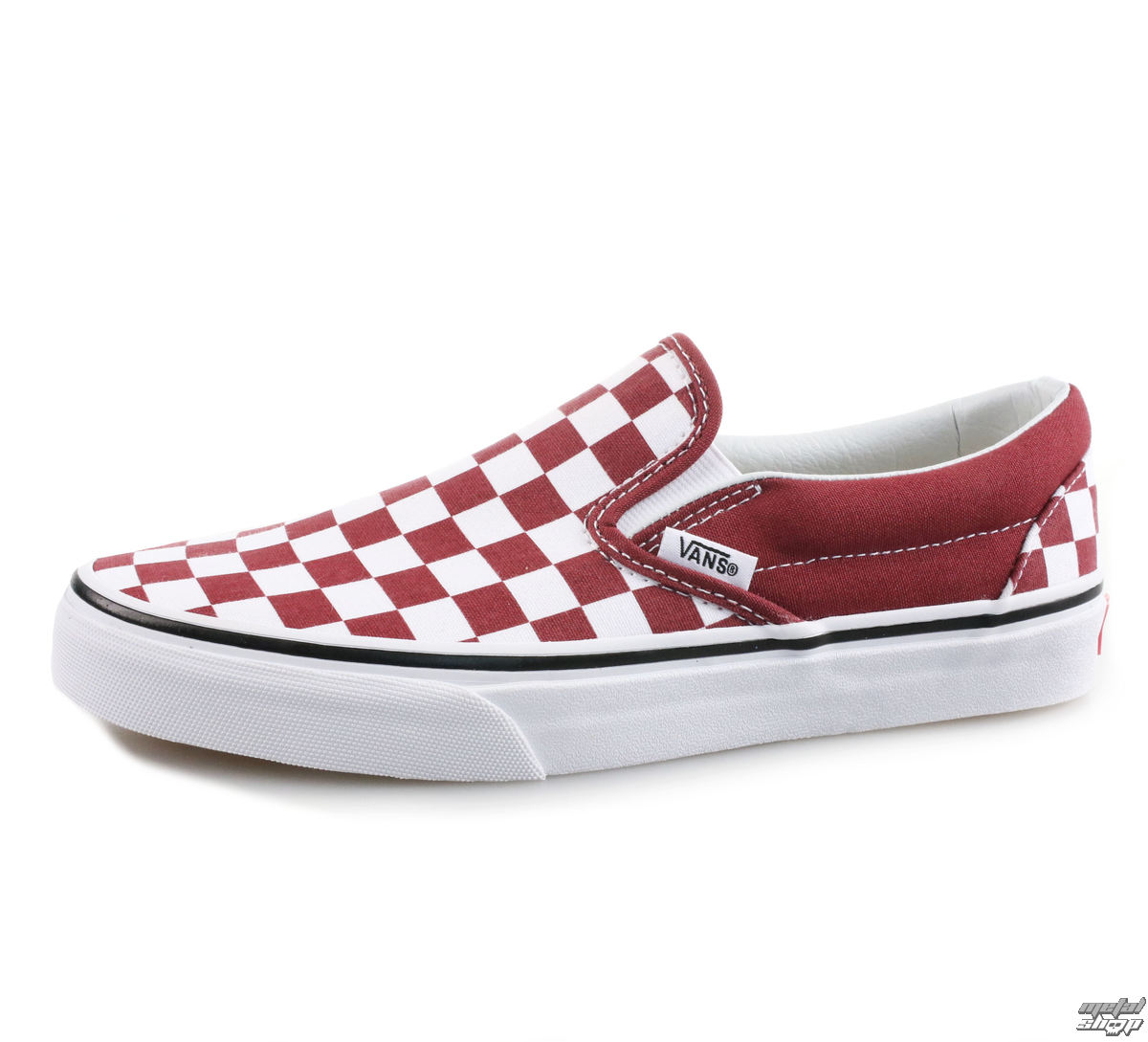 topánky dámske VANS - UA CLASSIC SLIP-ON (CHECKERBOA) - VA38F7QCJ
