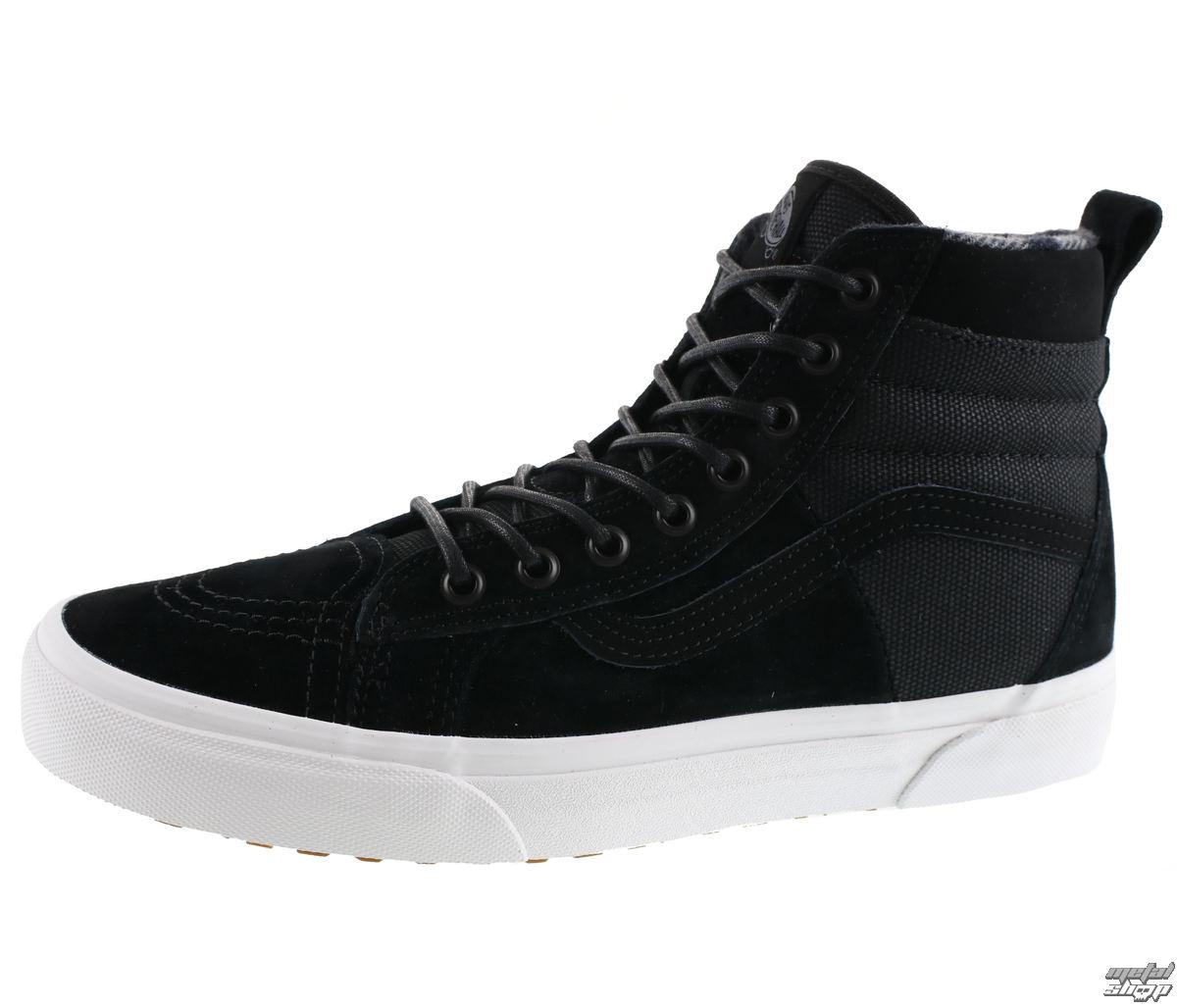 topánky pánske VANS - SK8-HI 46 MTE DX (MTE) BLACK - VA3DQ5I27