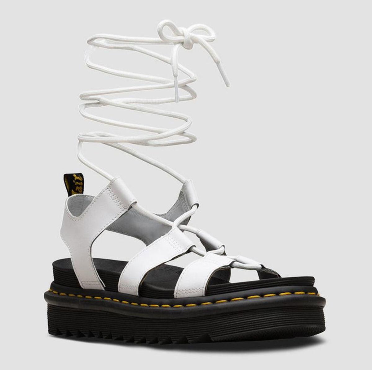 topánky dámske (sandále) DR. MARTENS - NARTILLA - DM24641100