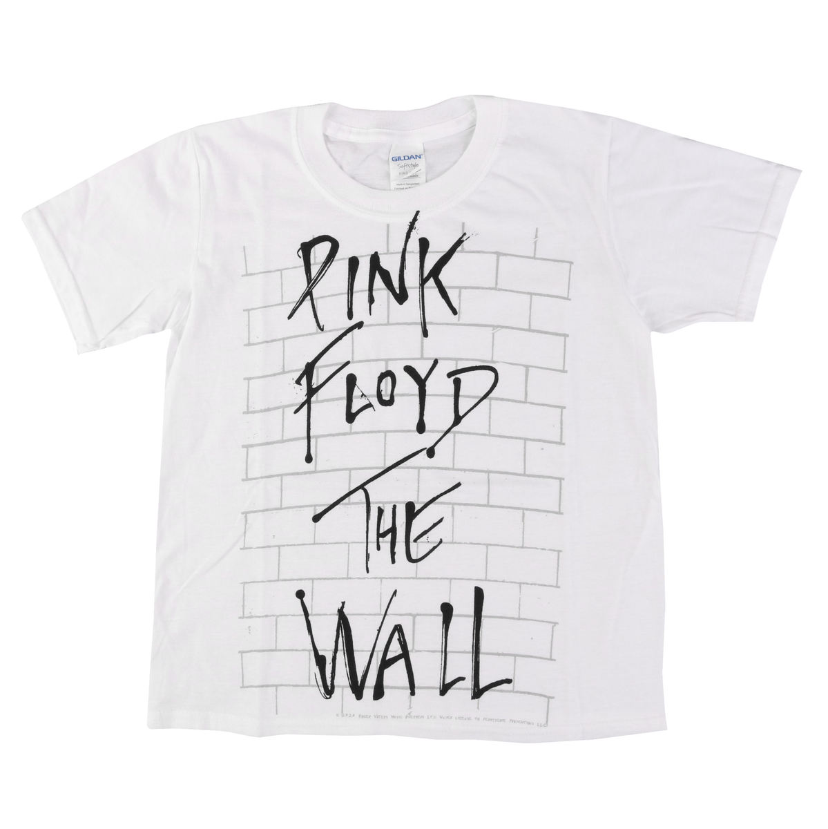 tričko detské Pink Floyd- The Wall album - LOW FREQUENCY - WA03TSKD