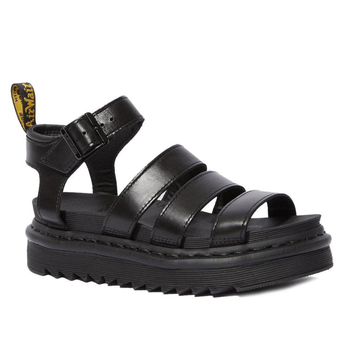 topánky dámske (sandále) DR. MARTENS - BLAIRE - DM24191001