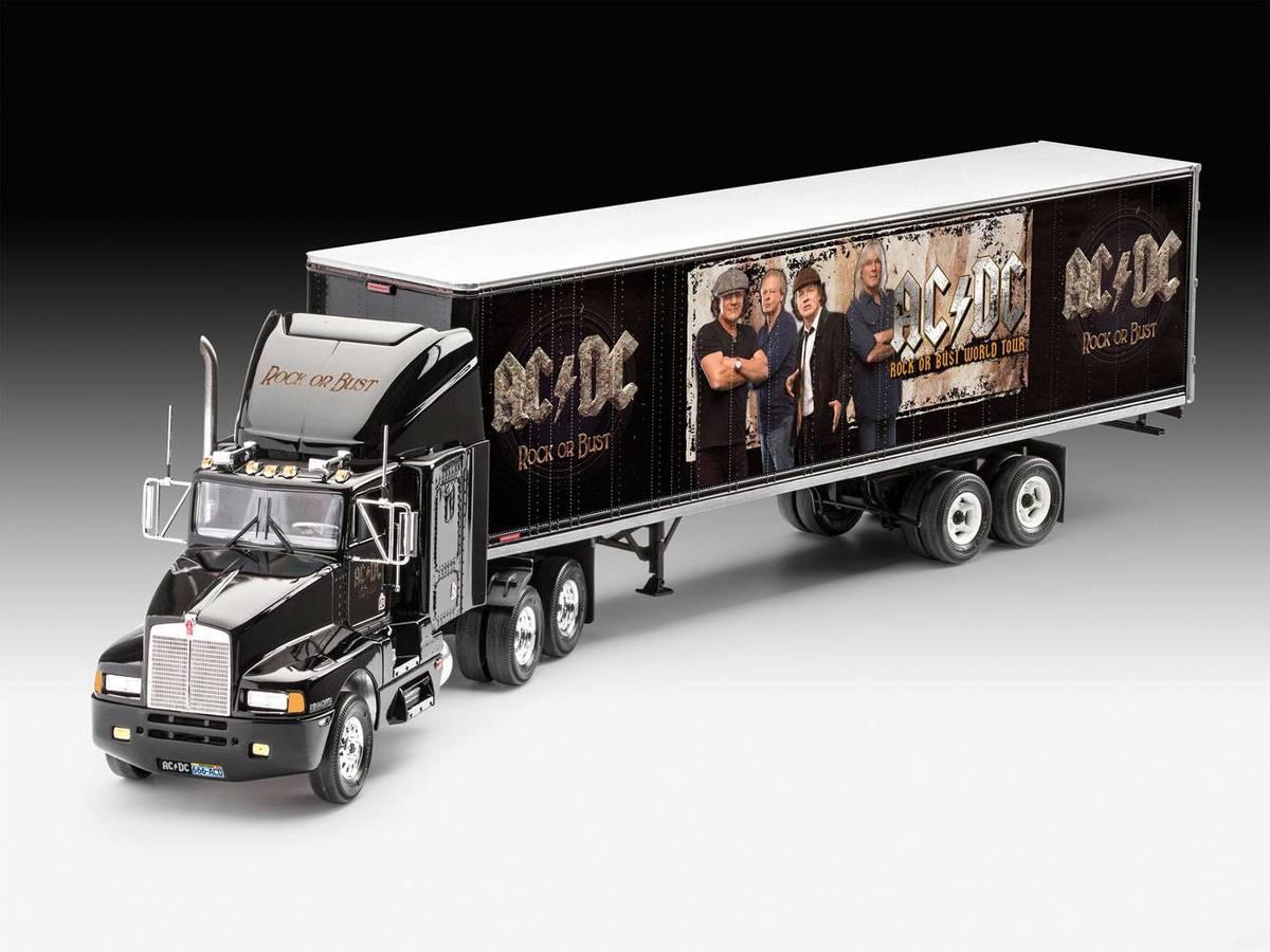 model AC/DC - Truck & Trailer - REV07453