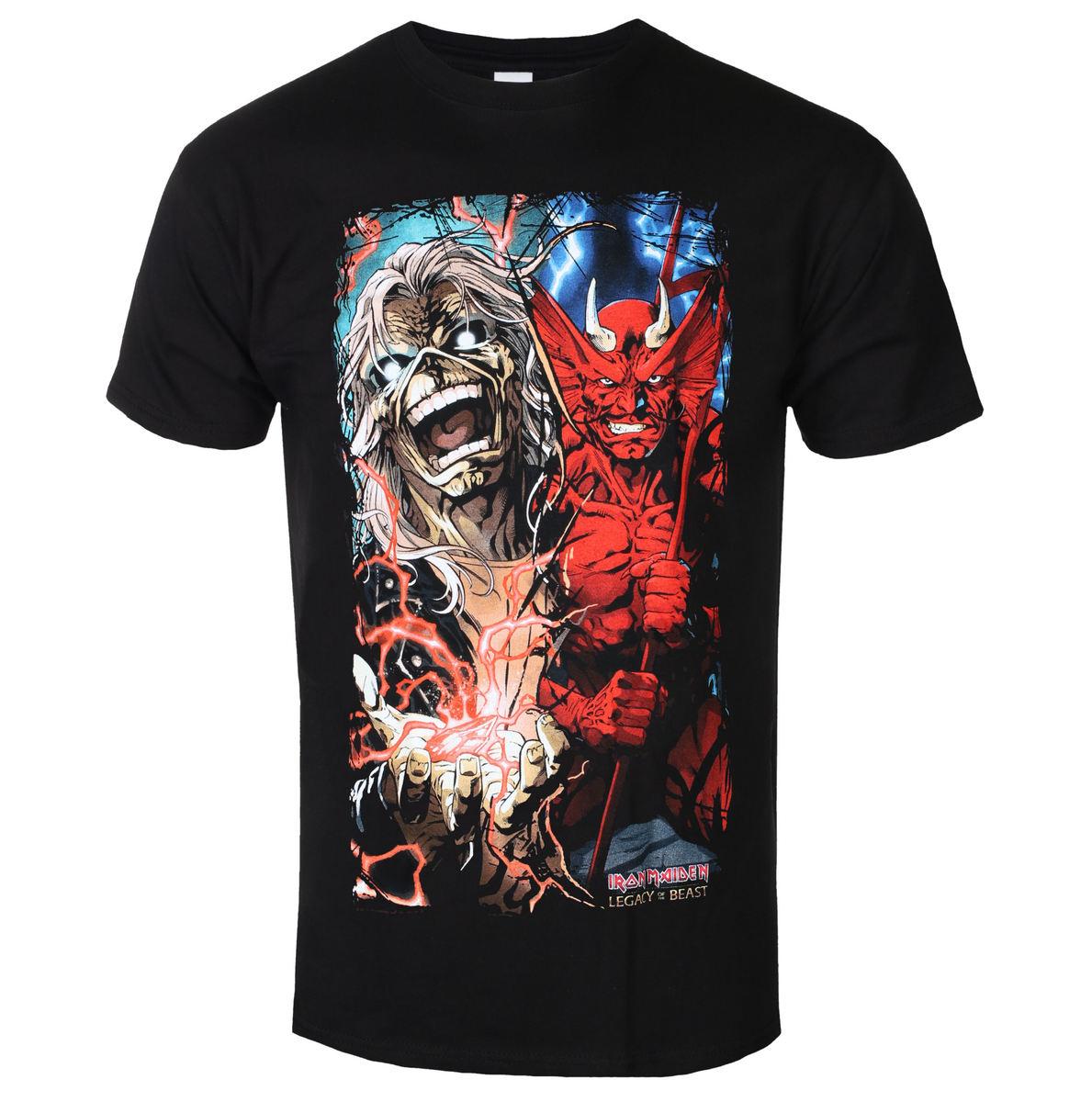 tričko pánske Iron Maiden - Duality - ROCK OFF - IMTEE91MB