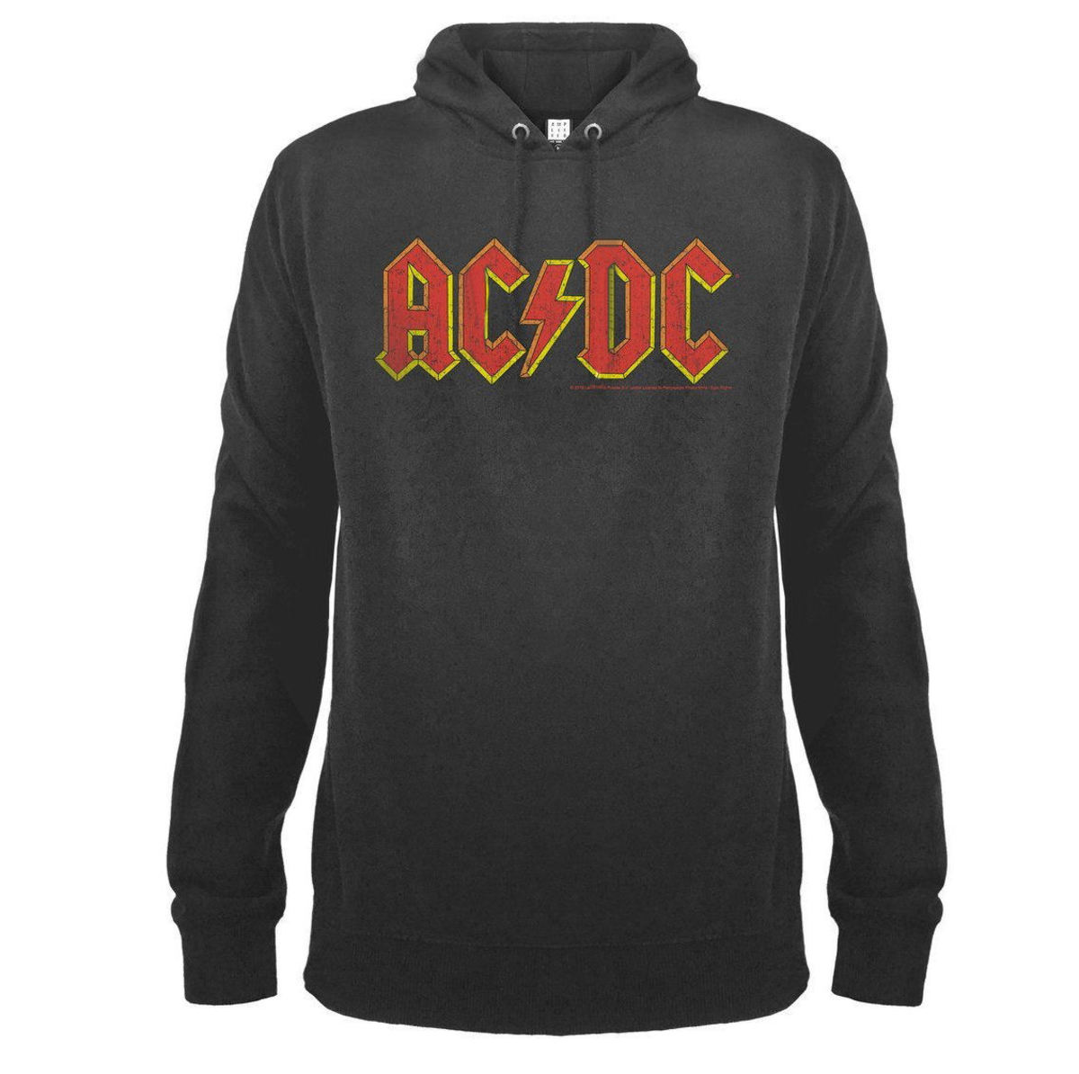 mikina pánska AC/DC - AMPLIFIED - ZAV390ACL