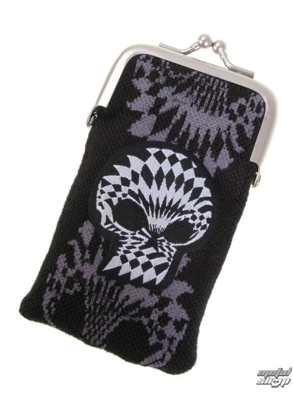 púzdro EMILY THE STRANGE - Emily (E4082316) Optical Skull mobile phone purse