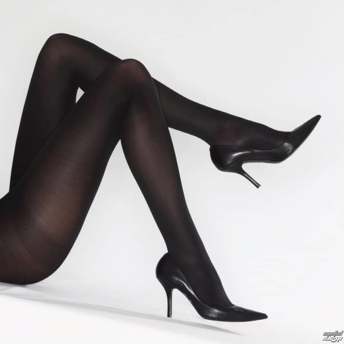 pančucháče LEGWEAR - 70 denier opaque - black - CD100